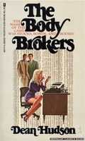 4017 The Body Brokers by Dean Hudson (1974)