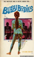 LB1170 Busy Bodies by Dean Hudson (1966)