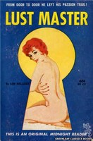 MR437 Lust Master by Don Holliday (1962)