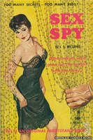 NB1552 Sex Spy by J.X. Williams (1961)