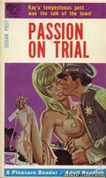 PR182 Passion On Trial by Susan Post (1968)
