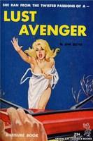 LB632 Lust Avenger by John Dexter (1964)