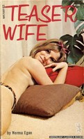 MR7597 Teaser Wife by Norma Egan (1975)