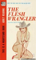 NB1848 The Flesh Wrangler by John Dexter (1967)