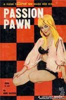 LB607 Passion Pawn by John Baxter (1963)