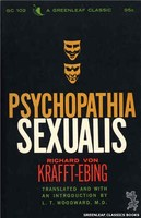 GC102 Psychopathia Sexualis by Richard Von Krafft-Ebing (1965)