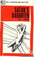NB1922 Satan's Daughter by L.J. Brown (1969)