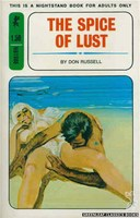 NB1988 The Spice of Lust by Don Russell (1970)