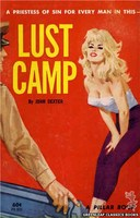 PB831 Lust Camp by John Dexter (1964)