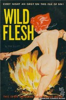 NB1624 Wild Flesh by Don Elliott (1962)