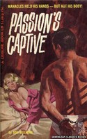 LB1128 Passion's Captive by Don Bellmore (1966)