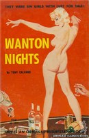 NB1622 Wanton Nights by Tony Calvano (1962)