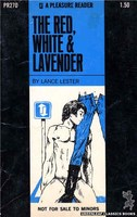 PR270 The Red, White & Lavender by Lance Lester (1970)