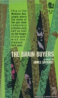 RB104 The Brain Buyers by James Sagebiel (1961)