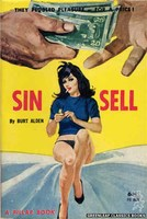 PB809 Sin Sell by Burt Alden (1963)