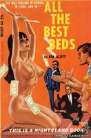 NB1829 All the Best Beds by Don Elliott (1967)