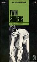 PR256 Twin Sinners by Douglas Dean (1970)