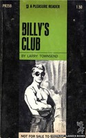 "PR259 Billy""s Club by Larry Townsend (1970)"