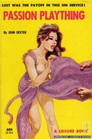 LB614 Passion Plaything by John Dexter (1963)