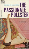 NB1879 The Passionate Pollster by John Dexter (1968)