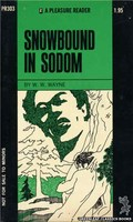 PR303 Snowbound In Sodom by W.W. Wayne (1971)