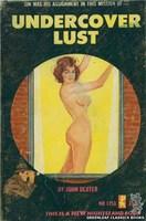 NB1753 Undercover Lust by John Dexter (1965)
