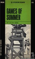PR340 Games Of Summer by Julian Mark (1971)
