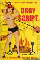 MR488 Orgy Script by Tony Calvano (1963)