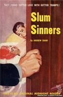 MR409 Slum Sinners by Andrew Shaw (1962)
