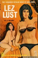 NB1779 Lez Lust by J.X. Williams (1966)