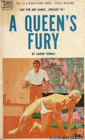 NB1873 A Queen's Fury by Aaron Thomas (1968)