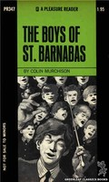 PR347 The Boys Of St. Barnabas by Colin Murchison (1972)