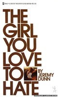 3061 The Girl You Love To Hate by Jeremy Dunn (1973)