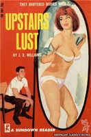 SR591 Upstairs Lust by J.X. Williams (1966)