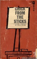 NB1978 Chick From The Sticks by Felix Grubb (1970)