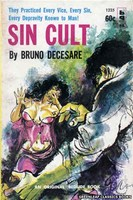BB 1235 Sin Cult by Bruno Decesare (1962)