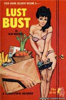 SR554 Lust Bust by Alan Marshall (1965)