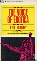 GC344 The Voice Of Erotica by Kyle Roxbury (1968)