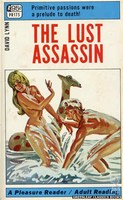 PR175 The Lust Assassin by David Lynn (1968)