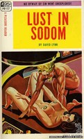 PR157 Lust In Sodom by David Lynn (1968)