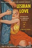 NB1523 Lesbian Love by Marlene Longman (1960)