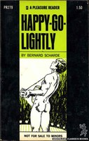 PR279 Happy-Go-Lightly by Bernard Scharde (1970)