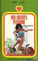 CB727 Her Sister's Pleasure by Brad Roberts (1971)