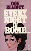 3063 Every Night In Rome... by Don Elliott (1973)