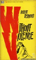 GC252 Without Violence by Robert Desmond (1967)