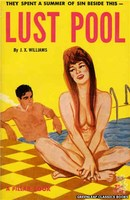 PB841 Lust Pool by J.X. Williams (1964)