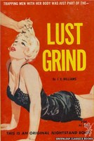 NB1609 Lust Grind by J.X. Williams (1962)