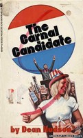 4044 The Carnal Candidate by Dean Hudson (1974)
