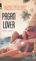 BTB 960 Pagan Lover by William Vaneer (1960)