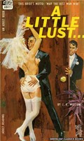 AB411 A Little Lust... by J.X. Williams (1967)